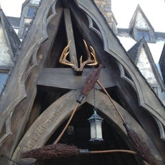 Photo taken at The Three Broomsticks by Corrie D. on 12/15/2012