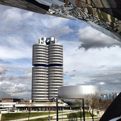 Photo taken at BMW Museum by Ilya A. on 4/12/2013