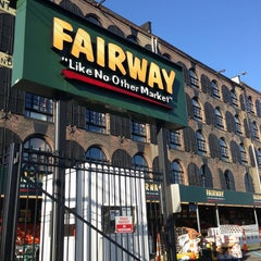 Photo taken at Fairway Market by jake f. on 3/10/2013