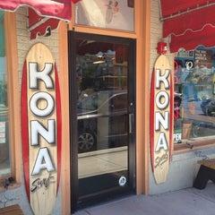 Photo taken at Kona Sports by Kirk L. on 7/7/2013