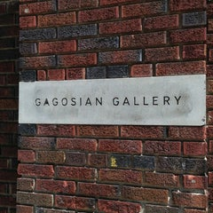Photo taken at Gagosian Gallery by Kirk L. on 6/1/2013