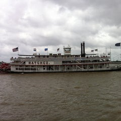 Photo taken at The Mississippi River by Bradley S. on 4/18/2013