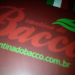 Photo taken at Cantina do Bacco by Anna S. on 12/2/2012