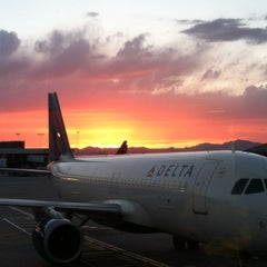 Photo taken at Salt Lake City International Airport (SLC) by Michelle K. on 6/14/2013