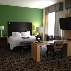 Photo taken at Hampton Inn & Suites New Orleans Downtown (French Quarter Area) by Michelle K. on 7/18/2013