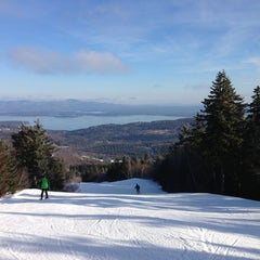 Photo taken at Gunstock Mountain Resort by J P. on 2/3/2013
