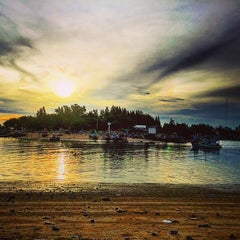 Photo taken at Lawana Escape (Lawana Beach Resort) by Wisit P. on 9/9/2015