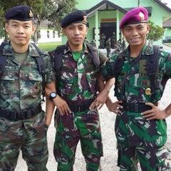 Photo taken at Pusat Pendidikan Kavaleri (PUSDIKKAV) by Pawin P. on 7/29/2013