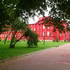 Photo taken at Ботанічний сад ім. О. Фоміна / Botanical garden by Ksenia S. on 6/28/2013