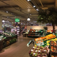 Photo taken at Migros by Michael A. on 11/25/2014