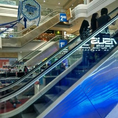 Photo taken at Cyber Mall by Hary W. on 7/25/2015