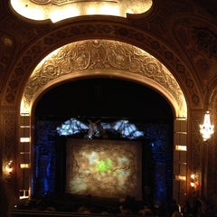 Photo taken at Paramount Theatre by Diana H. on 10/20/2012
