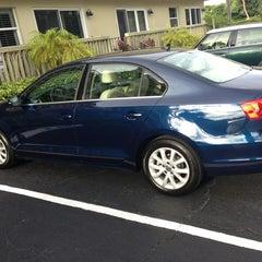 Photo taken at Vista Volkswagen by Todd S. on 9/7/2013