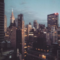 Photo taken at Fairfield Inn & Suites New York Manhattan/Times Square by Katie D. on 5/2/2015