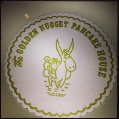 Photo taken at The Golden Nugget Pancake House by Eddie C. on 8/24/2013