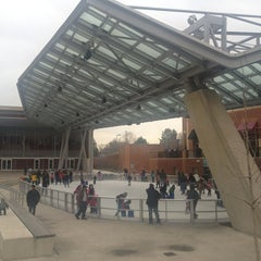 Photo taken at Silver Spring Ice Rink at Veterans Plaza by Shaunna H. on 12/31/2012