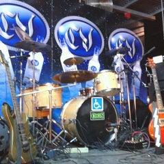 Photo taken at Music Bar & Lounge by Ruben Dario B. on 11/1/2012