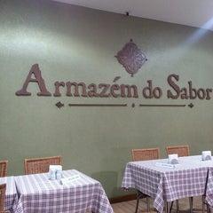 Photo taken at Armazém do Sabor by Letícia M. on 8/18/2013