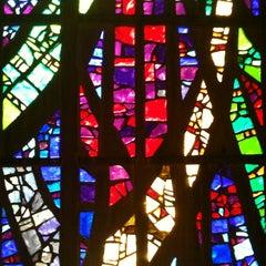 Photo taken at St. Joseph Chapel: Regis College by John M. on 2/4/2013
