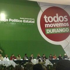 Photo taken at Comité Directivo Estatal PRI by Fatima G. on 1/15/2013