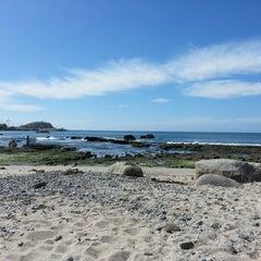 Photo taken at Playa Los Tubos by Antonio A. on 11/25/2012