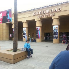 Photo taken at The Egyptian Theatre by William C. on 5/7/2013