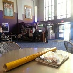Photo taken at Laemmle's Monica Fourplex by William C. on 4/20/2013