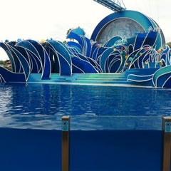 Photo taken at Dolphin Stadium by Johnny A. on 10/18/2012