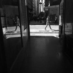 Photo taken at Rua Sete de Abril by Allan C. on 8/16/2015