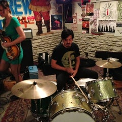Photo taken at Trailerspace Records by Richard L. on 1/27/2013