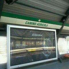 Photo taken at Metro Camino Agrícola by TaLy on 9/21/2012