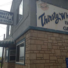Photo taken at Thirsty Whale by Clayton E. on 7/21/2014