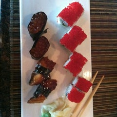 Photo taken at Land of Sushi by Carole B. on 8/14/2013