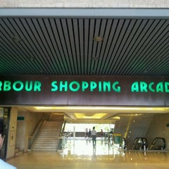 Photo taken at Harbour Centre 海港中心 by Jason on 6/7/2012