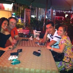 Photo taken at Celsius Restaurant + Bar by Ena T. on 8/9/2011