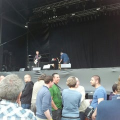 Photo taken at Genk On Stage by Wevers P. on 6/23/2012