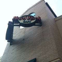 Photo taken at Hard Rock Cafe Pittsburgh by Ken F. on 5/25/2012