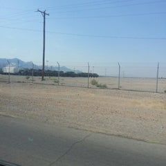 Photo taken at Biggs Army Airfield by Richard F. on 8/13/2012