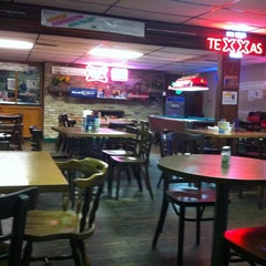 Photo taken at Burger Tex by sun o. on 10/19/2011