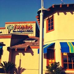 Photo taken at Islands Restaurant by David B. on 7/22/2012