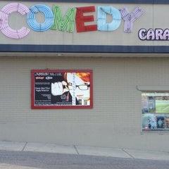Photo taken at Comedy Caravan by Kristin S. on 3/7/2012