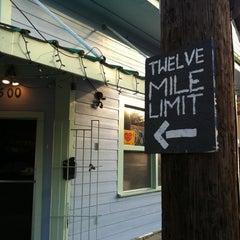 Photo taken at Twelve Mile Limit by Lynda W. on 3/2/2012