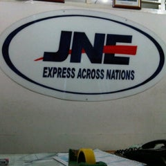 Photo taken at JNE by Agus A. on 11/17/2011