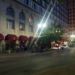 Photo taken at The Brown Hotel by Rick M. on 8/23/2012