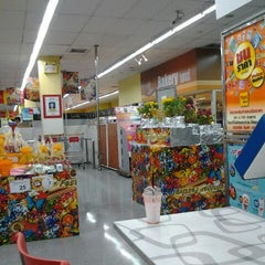 Photo taken at Tops super by Peter M. on 4/18/2012