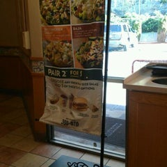 Photo taken at Wendy's by Stephanie M. on 10/28/2011