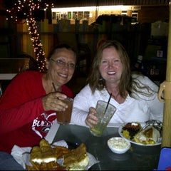 Photo taken at Lucky Dawg's Restaurant by Brandy H. on 9/24/2011
