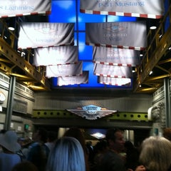 Photo taken at Soarin' Over California by Kathleen M. on 9/3/2011