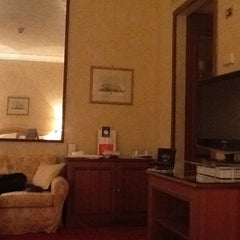 Photo taken at Hotel Internazionale by Gian Domenico D. on 4/5/2012