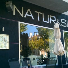 Photo taken at natur & sushi by Sandra F. on 9/25/2011